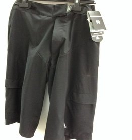 ADIDAS CLOTHING SHORTS, TRAIL SHORTS, Black -M