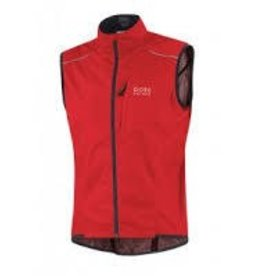 Gore Vt Path AS, Vest, Gore Bike Wear, (VCOUNU3500), Red, L