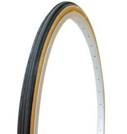 Vee Rubber Vee Rubber, VRB-016, 27x1-1/4, Wire, 85PSI, Black/Skin