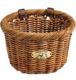 Nantucket Bike Basket Nantucket, Cisco, Oval Basket, 14''x11''x9.5