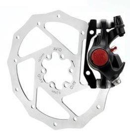 Avid Avid, BB5 MTB, Mechanical disc brake, Frnt r rear, 160mm, Black