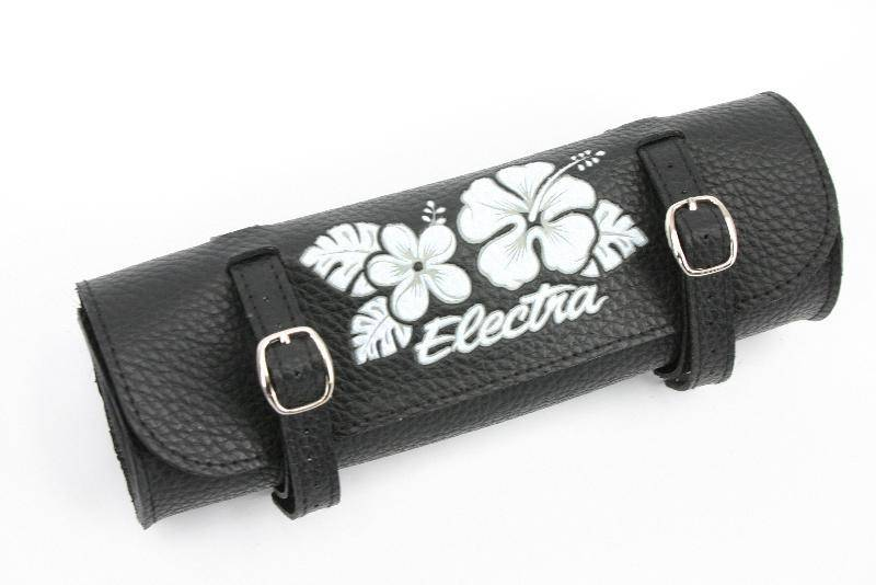 Electra CYLINDER BAG, HAWAII,  ELECTRA BK FLOWERS