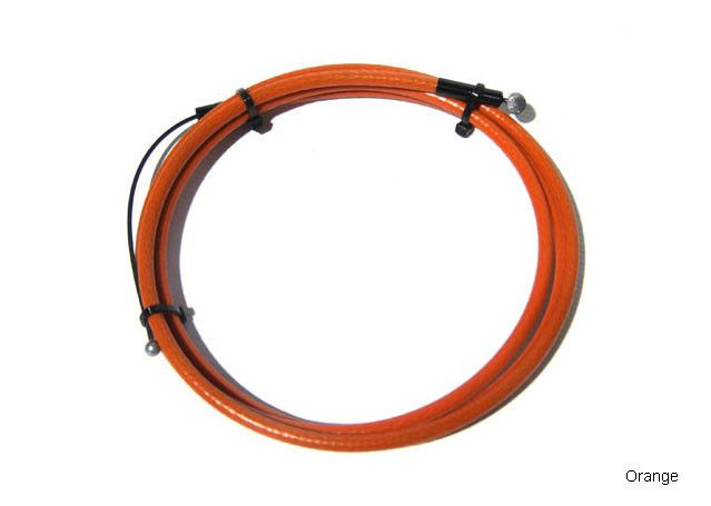 SIXTEEN SIXTY FOUR HOUSING, 1664 Linear Death Cable - Orange,