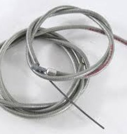 WE THE PEOPLE WE THE PEOPLE, BRAKE CABLE, DARK GREY HOUSING