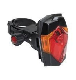 Blackburn - Copilot Accessories MARS 4.0 Flasher, REAR LIGHT, BLACKBURN