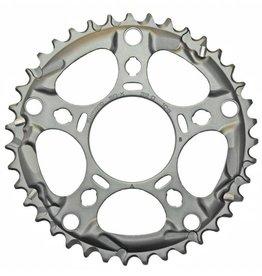 Shimano Ultegra, Chainring, FC-6703,  inner, For triple, Aluminium, Shimano, Y1LK98020, 39T,130mm, 5 Bolt