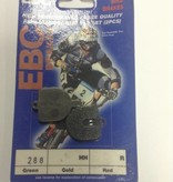 Autres EBC, DISC PADS, FOR RST MECHANICAL, 288R