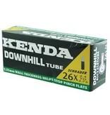 Kenda INNER TUBE, KENDA, Downhill 2.25mm, Tube, Schrader, 35mm, 26x2.40-2.75