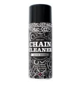 Muc-Off CHAIN CLEANER, MUC-OFF, Quick Dry, 400ml *** HAZARDOUS MATERIALS AEROSOLS ***