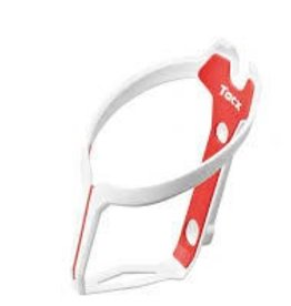 Tacx acc Tacx, Foxy, Bottle cage, White/Red