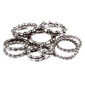 BALL RETAINERS BEARINGS, 9 X 1/4""