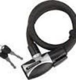 KRYPTONITE CABLES KRYPTOFLEX 1565 - 15mm x 65cm w/FlexFrame-U bracket