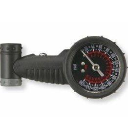 Evo EVO, Twin-Valve, pressure gauge