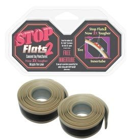Others Stop Flats, TIRE Liners, Brown, 26x2.0-2.125