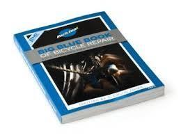 Park Tool BIG BLUE BOOK OF BICYCLE REPAIR, PARK (BBB-2), English