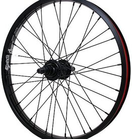 Roues 20'', Alex Supra Dome, Rear, Wheel, Formula DX-42, 14MM DW, Black, 6061 HT-6, 36X DT Champion, Medium, RL 1, Flip Flop Hub