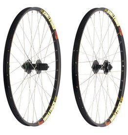 Roues Sun Single Track, SL-1/Formula, 20mm, Front, 24'', DW Eyeleted Black Rim, 32X SS Black