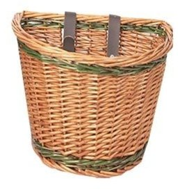 Evo EV, E-Carg Classic Wicker, Basket, Light