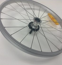 Trailer Wheel, with pushbutton attachment & reflector for SE2, TRAILER WHEEL