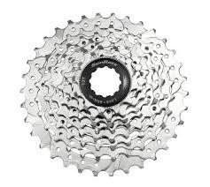 Others Sun Race, Cassette, 11 X 28T, Chrome Finish, 8Sp