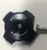 Rockshox RockShox, 11.4015.242.000, Preload Adjuster Knob, Aluminium