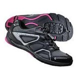 Shimano Click'R SHOES, Women's, SIZE 44, BLK/Pink