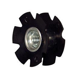 """Others 1 1/8"""" STAR FANGLED NUT 25.4"""