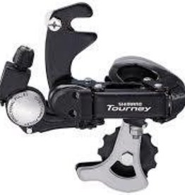 Shimano Rear Derailleur, Tourney Ft RD-Ft30 6/7-Speed, Smart Cage,  W/Riveted Adapter