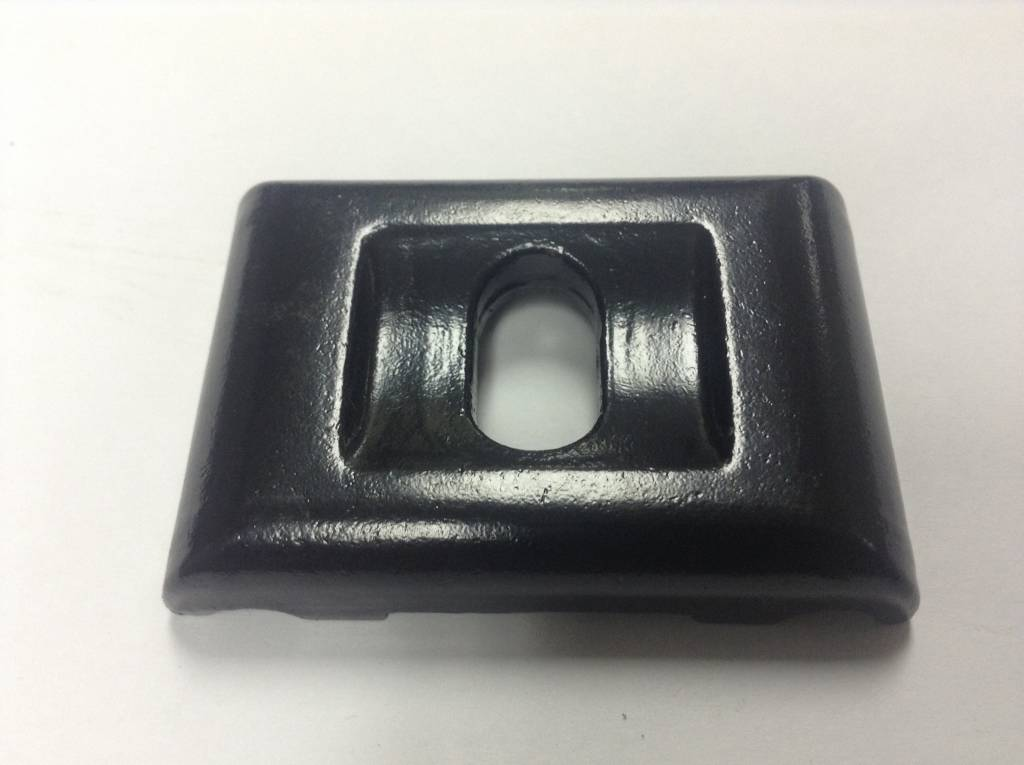 TOP FIXING PLATE, FOR SEAT POST CLAMP