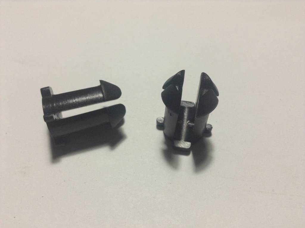 MOUNTING CLIPS FOR N6 NECTECH, (4 Pack) RP0086