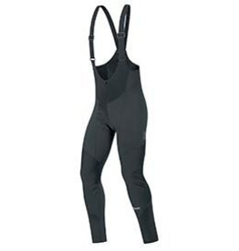 Gore Bike Wear Gore Bike Wear, Element WS SO, Bibtight+, (WWELMP9900), Black, L