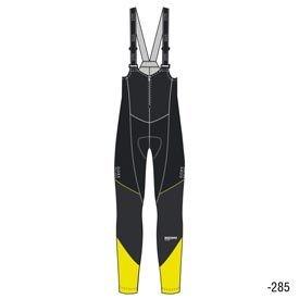 Gore Bike Wear Gore Bike Wear, Element WS SO, Bibtight+, (WWELMP9900), Black, L