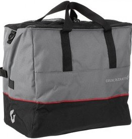 BLACKBURN-COPILOT ACCESS. LOCAL GROCERY, BLACKBURN, PANNIER, blk/gry, BAG,