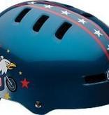 BELL HELMET FRACTION, Blue Kid Knievel, XS, 48-53CM