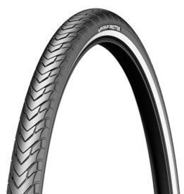 Michelin Michelin, Protek, 700x28C, Wire, Protek 1 mm, Reflex, 22TPI, 36-87PSI, Black