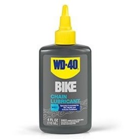 WD-40 Bike WD-40 Bike, Chain lubricant WET, 4oz