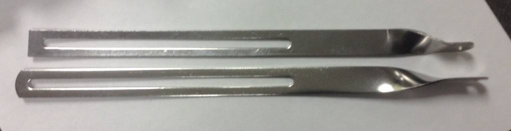 "RACK STAYS, 10"" pair"