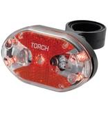 Torch Trch, Tail Bright 5X, Flashing light, Rear