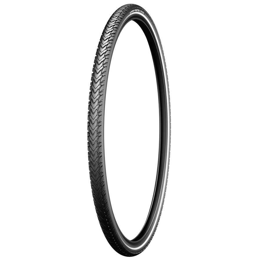 Michelin Michelin, Protek Cross, 700x35C, Wire, Protek 1mm, Reflex, 22TPI, 36-87PSI, 740g, Black