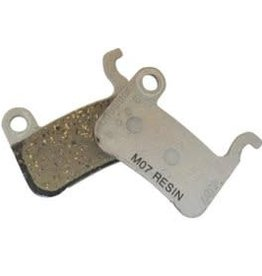 Shimano Shimano, Y8CL98010, M06, BR-M965, Disc brake pads, Metal, Pair, A type