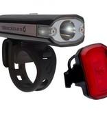 BLACKBURN-COPILOT ACCESS. CENTRAL 200 FRONT + CLICK USB REAR SET