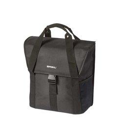BASIL Basil, GO Single Bag, Single bag, Slid Black