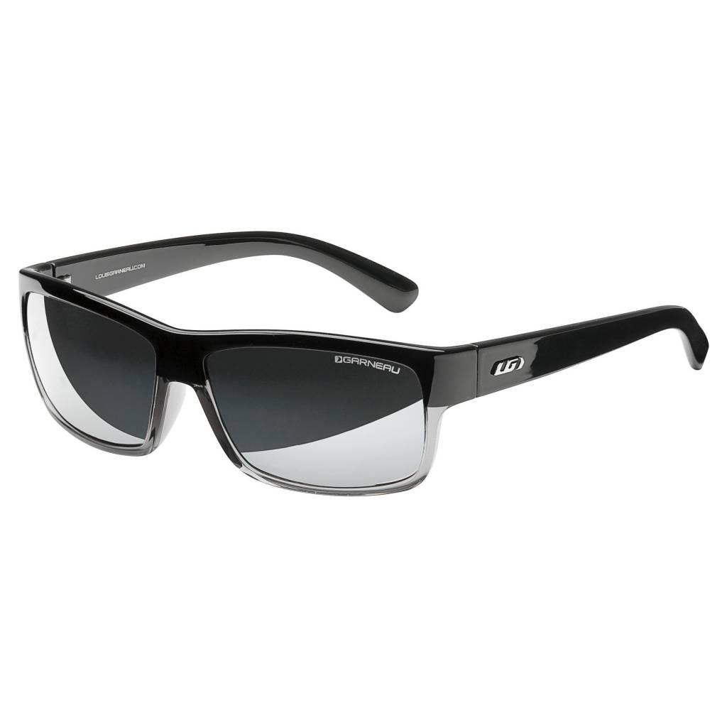 GARNEAU DEXTER GLASSES CLEAR BLACK O/S