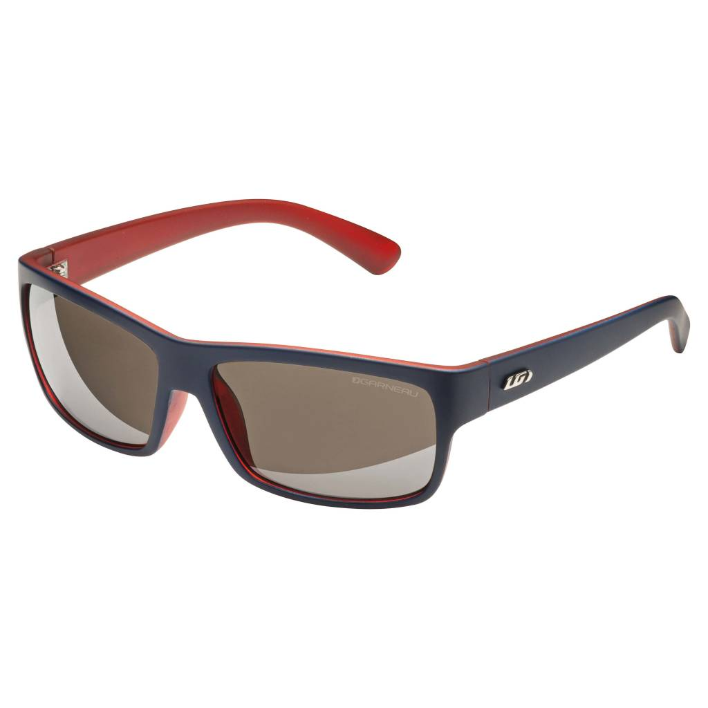GARNEAU DEXTER GLASSES NAVY / RED O/S