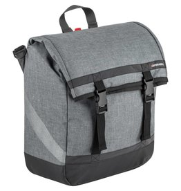 GARNEAU GARNEAU DOWNTOWN CYCLING BAG HEATHER GRAY GRIS CHINE O/S