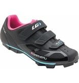 GARNEAU WOMEN'S MULTI AIR FLEX CYCLING BLACK/PINK NOIR/ROSE