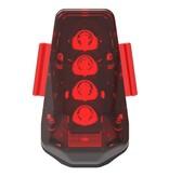 Lezyne Lezyne, LED Laser Drive, Light, Rear, Black