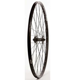 "WHEEL SHOP Wheel Shp, Frnt 29"" Wheel, 32H Black Ally Duble Wall Alex SX-44 Disc/ Black Shiman HB-M525 QR 6 Blt Disc Hub, DT Black Stainless Spkes"