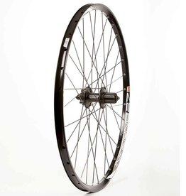 WHEEL SHOP Wheel Shp, Rear 27.5'' Wheel Sun Infern 27/ Shiman FH-M525 Black, DT Stainless Black Spkes X 32, QR Axle, 9/10 sp