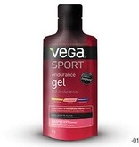 Vega Vega Sport, Endurance, Energy Gel, Raspberry, 12 servings